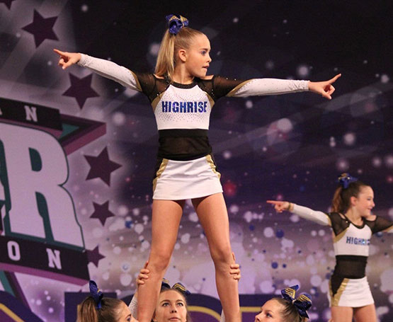 OMG Pro - Find cheerleading clubs in your area